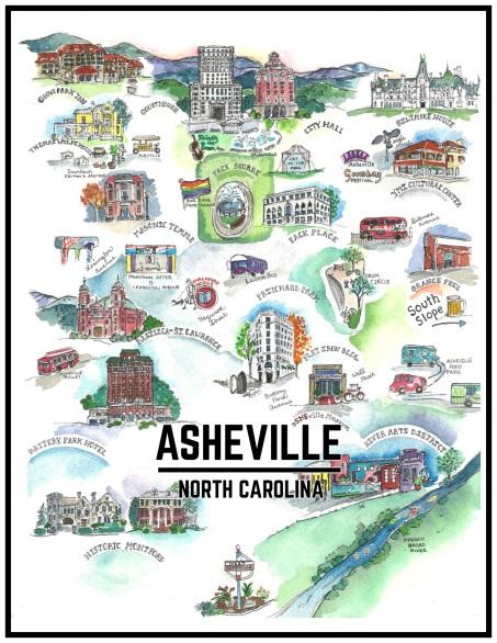 Asheville MP