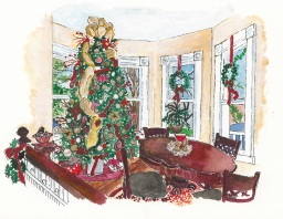 biltmore inn Christmas
