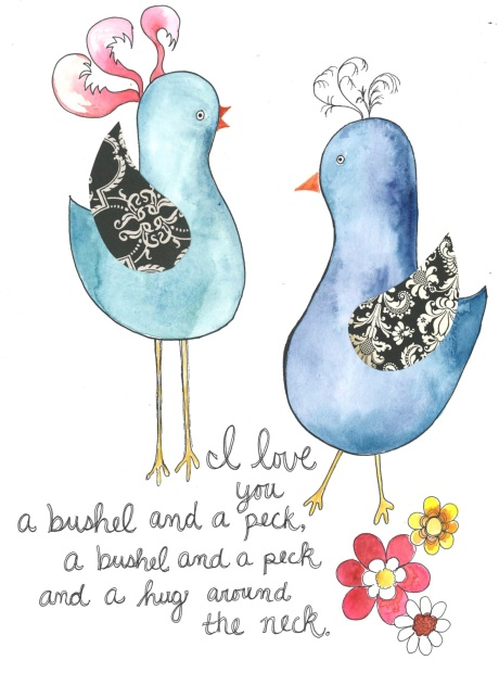 Bushel and a Peck.